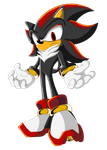Shadow the Hedgehog by ChaosSummers