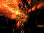 Oval FLamEs by dompapp
