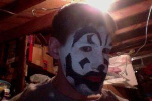 Juggalo Face Paint 3 by monkeythe13th