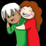 Fenris and me xD by AkemiHatiko