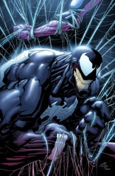 VENOM-- by Sandoval-Art