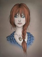 Girl 6 by kimpertinent