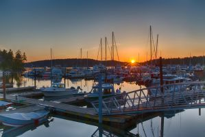 Roche Harbor 1 by arnaudperret
