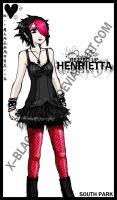 REZZED UP HENRIETTA. by x--blackrose--x