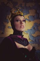 Evil Queen 1 by Dr-Benway