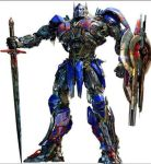 TF AoE Optimus Prime by MarthaPrime