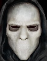 Death Eater mask by lucky2bblu