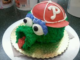Philly Phanatic by tini