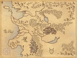 Map by Mad-Hatman