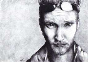 Layne Staley by omer88