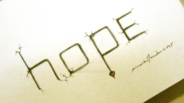 Hope 2015 by ricmendes