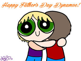 Happy Father's Day Dad by LinaLeonheart