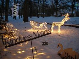 Kindness Matters Christmas by semie