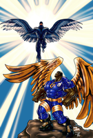 Bluejay and Gilead by GaryPope