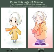 Before and After by CrazyKuri-chan