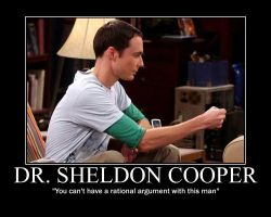 "Dr. Sheldon Cooper ""you"" by saki-senpai"