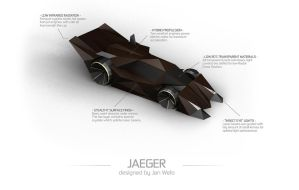 Jaeger - the description of my dreamcar by JanWeto