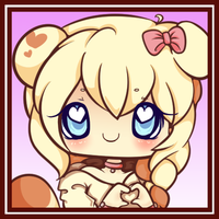 Peaches Extra Icon by Ambercatlucky2