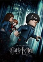 Lego Harry Potter by moleism