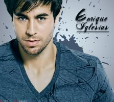 Enrique Iglesias by Man-Graphics