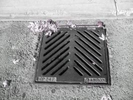 Sewer Grate by SweetSoulSister