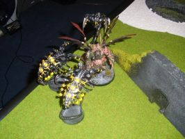 nurgle daemon prince assault 2 by skincoffin