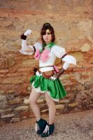 Sailor Jupiter (steampunk version) by SierennePoisonz