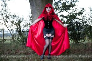 Little Red by aka-photography-uk