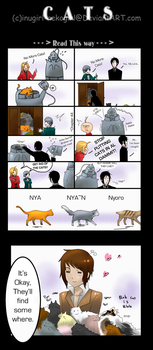 :Crossover: CATS by Inupii