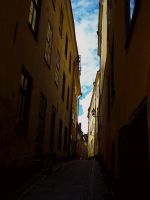 Stockholm, summer 2008 by PretendtoBelieve