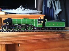 Hornby LNER 4472 Flying Scotsman by Crystal-Eclair