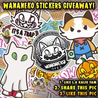 Stickers giveaway!! by ExoesqueletoDV