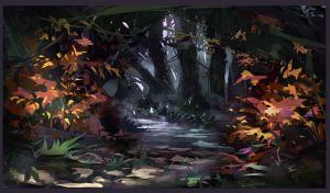 Forest of October by WindOFMayhem