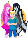 Adventure Time by rosey-so-silly