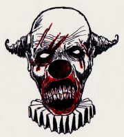 ZOMBIE CLOWN by Skinny-Puppy-9