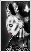 . Sin City Zebra . by Countess-Grotesque