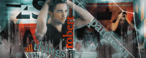 All thing Robert by VaLeNtInE-DeViAnT