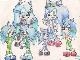 THE FUTURE: Sonemma family by Sonicemma