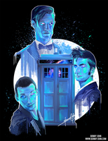 Night of the Doctors by BonnyJohn