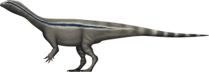 Riojasaurus incertus by SpinoInWonderland
