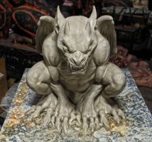 Distortions Unlimited Gothic Gargoyle Ver. 2 by JoynerStudio