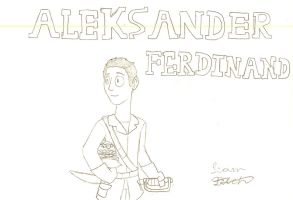 Aleksander Ferdinand by LBFable