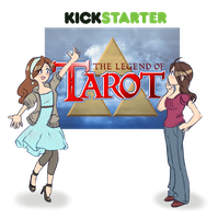 Kickstarter Day 1 - The Legend of Tarot by HeartGear