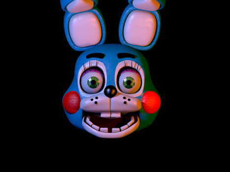 Toy bonnie v2 WIP 1 by NathanzicaOficial