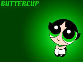 Buttercup Wallpaper by Reitanna-Seishin