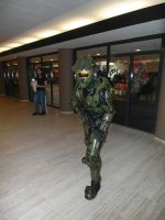 Animecon 2014 Master Chief by interceptornl