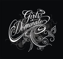 Girl Dominate by go2mondrian
