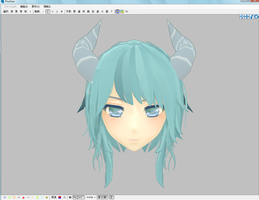 model wip by LuxSomnium