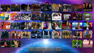 TV Shows Ultimate Folder Icon Pack 1-Version 1 by gterritory