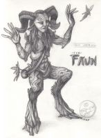 The Faun by furinchime